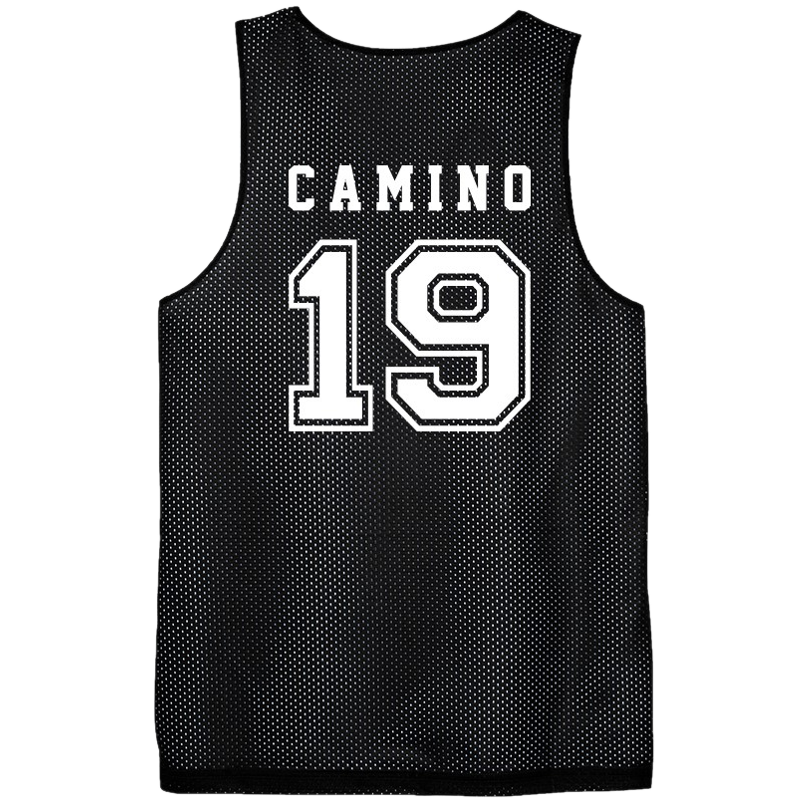 The Band Camino Black and White Reversible Jersey