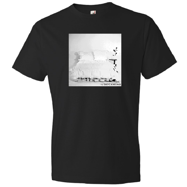 The Band Camino Black Tee-Bed Design