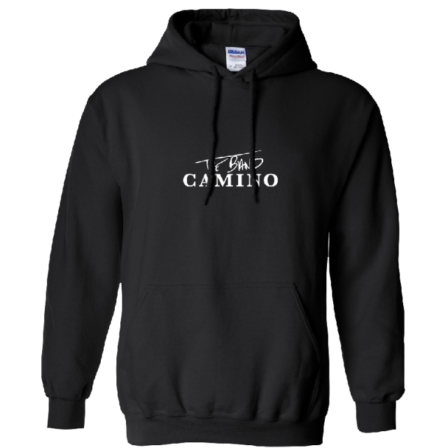 The Band Camino Black Pullover Hoodie